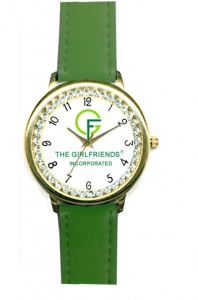 The Girlfriends, Inc. Crystal Watch