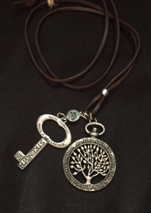 Strength Necklace - Pewter