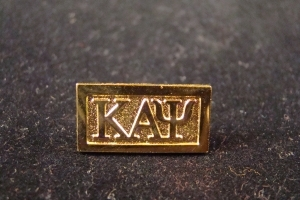 Kappa Alpha Psi bar pin