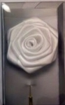 WHITE SILK ROSE FLOWER LAPEL STICK PIN-large-Out of stock
