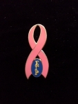 Sigma Gamma Rho Breast Cancer Pin