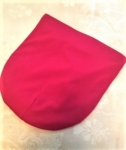 NEW RED Satin Lined Cap -Only a few available!