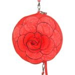 Red Flower Crossover Bag-SOLD OUT