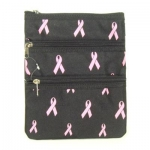 Breast Cancer Cross over bag